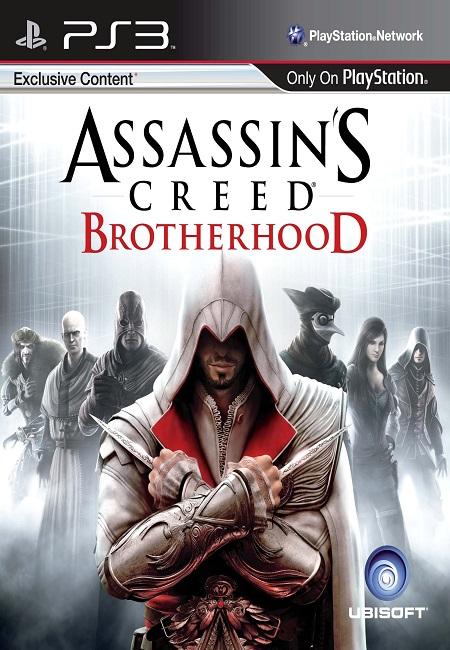 Assassins Creed Brotherhood PS3 (Preowned)