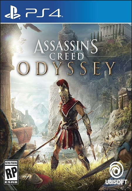 Assassins Creed Odyssey PS4 (Preowned)