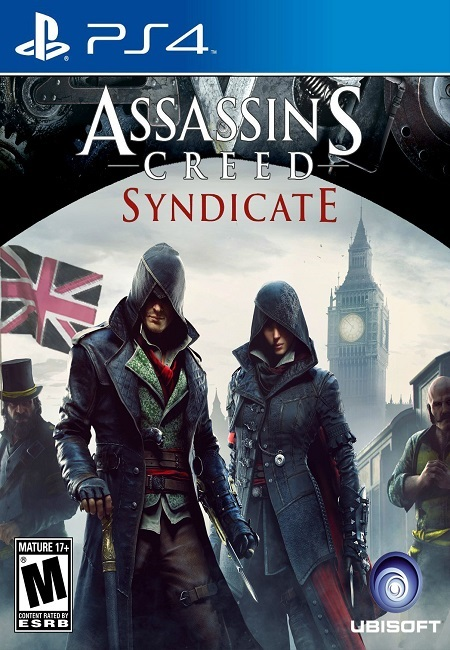 Assassins Creed Syndicate PS4 (Preowned)