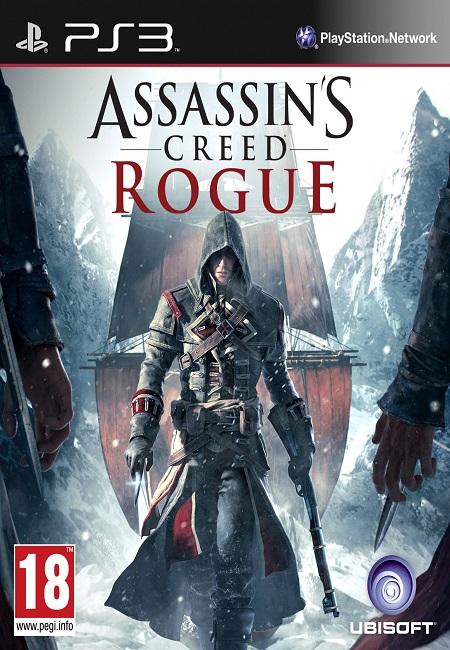 Assassins Creed Rogue PS3 (Preowned)
