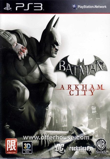 Batman Arkham City PS3 (Preowned)