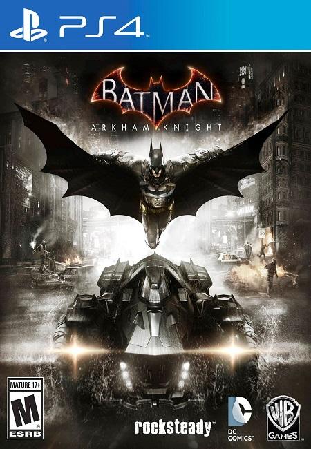Batman Arkham Knight PS4 (Preowned)
