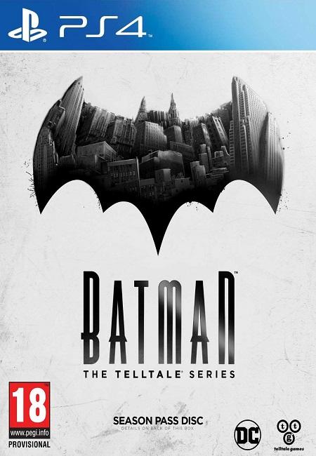 Batman The Telltale Series PS4 (Preowned)