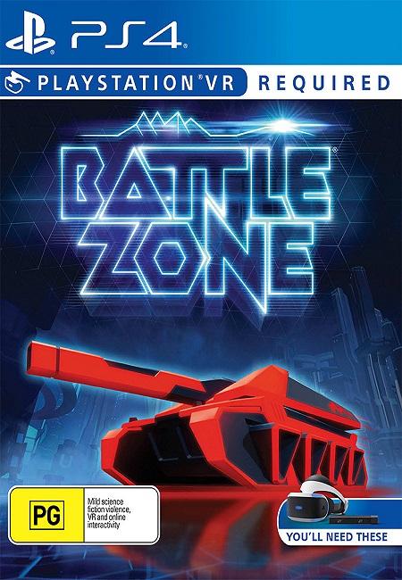 PS VR Battlezone PS4