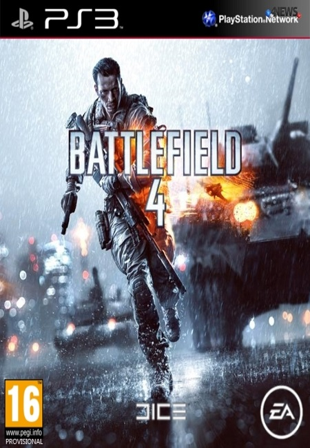 Battlefield 4 PS3 (Preowned)