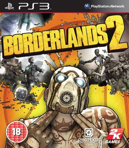 Borderlands 2 PS3 (Preowned)