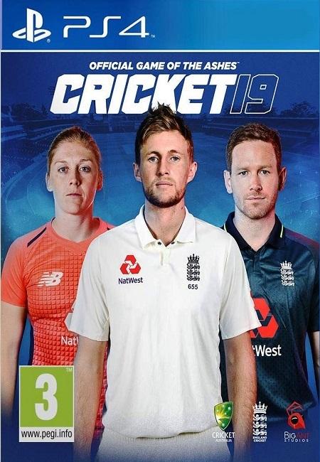 Cricket 19 And Big Bash Boom PS4