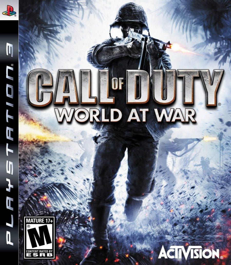 Call of Duty World at War PS3 (Preowned)