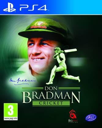 Don Bradman Cricket 14 PS4 (Preowned)