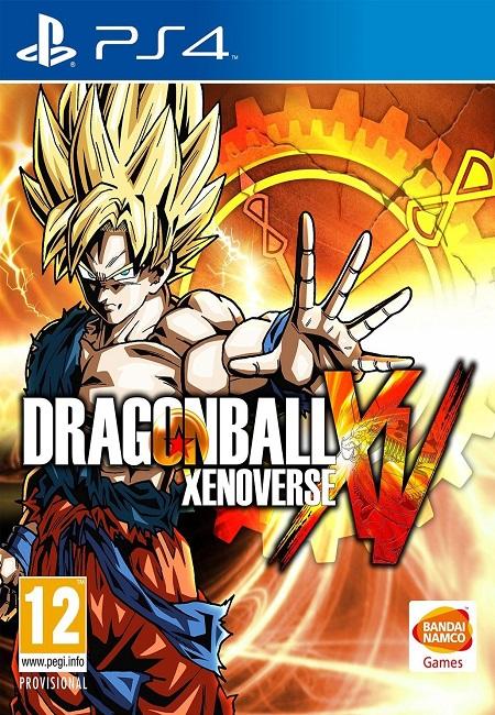 Dragonball Xenoverse 1 PS4 (Preowned)