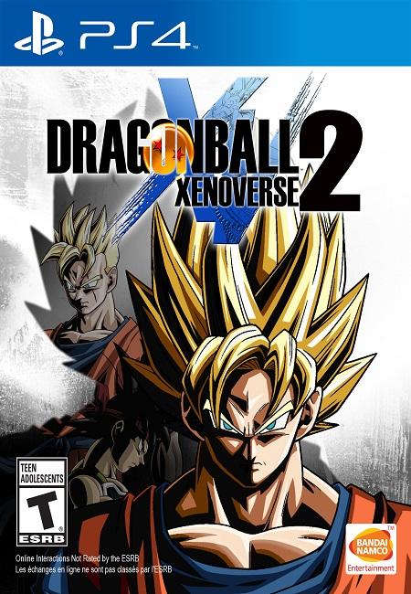Dragonball Xenoverse 2 PS4 (Preowned)