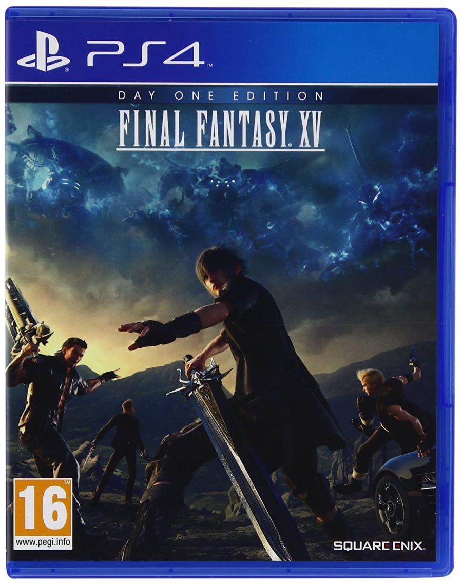 Final Fantasy XV PS4 (Preowned)