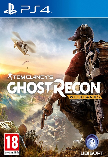 Tom Clancys Ghost Recon Wildlands PS4 (Preowned)