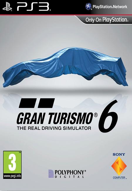 Gran Turismo 6 PS3 (Preowned)