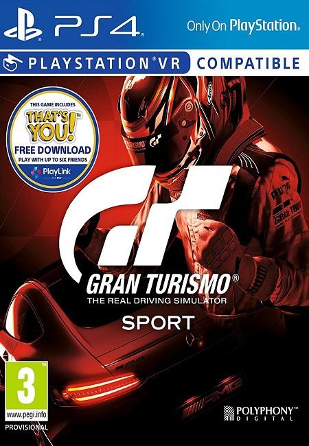 Gran Turismo Sport PS4 (Preowned)