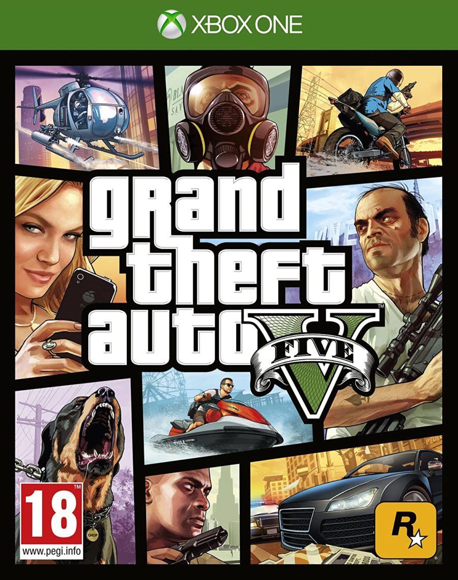 Grand Theft Auto V (GTA 5) Xbox One (Preowned)