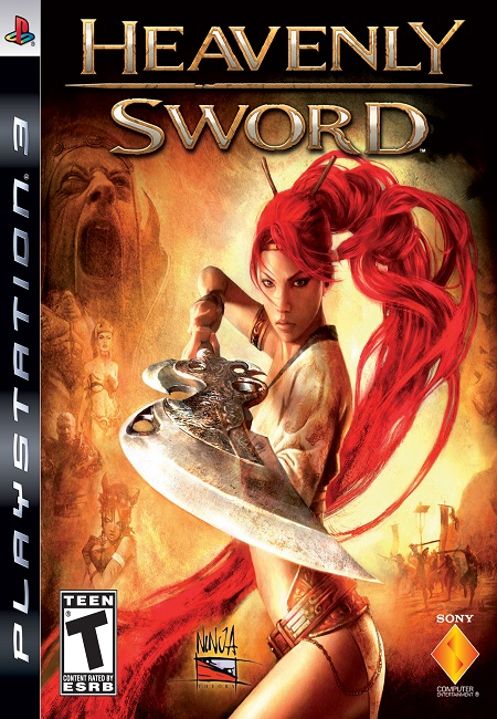 Heavenly Sword PS3 (Preowned)
