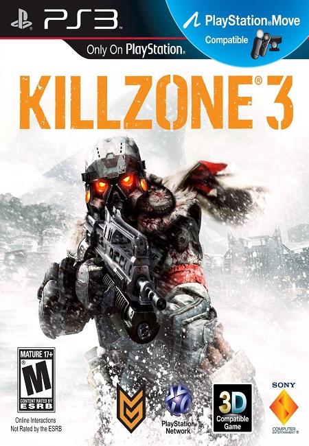 Killzone 3 PS3 (Preowned)