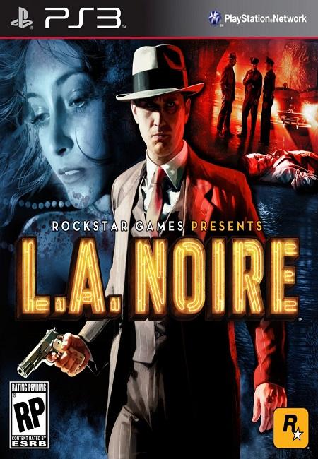 L A Noire PS3 (Preowned)