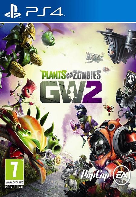 Plants Vs Zombies Garden Warfare 2 PS4 (Preowned)
