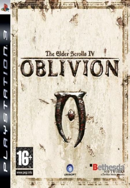 The Elder Scrolls IV Oblivion PS3 (Preowned)