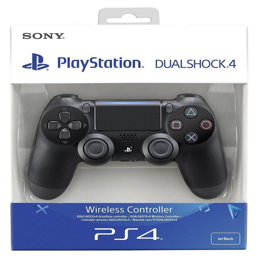 Dualshock 4 Wireless Controller for Playstation 4 Black V2