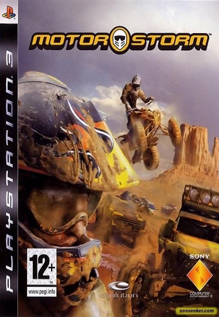 Motorstorm PS3 (Preowned)