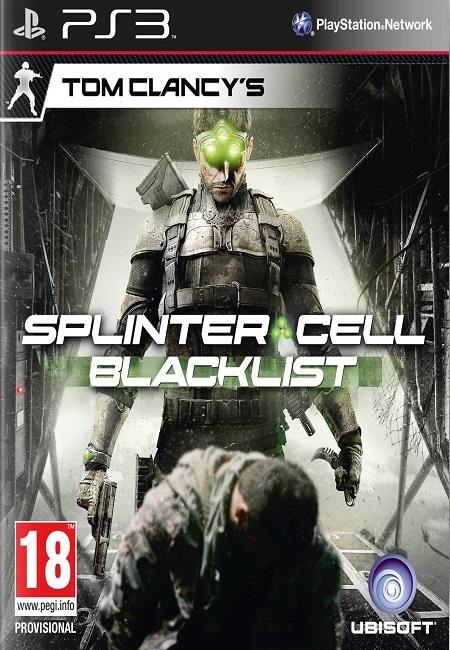 Tom Clancy's Splinter Cell Blacklist PS3 (Preowned)