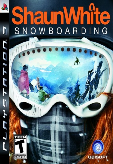 Shaun White Snowboarding PS3 (Preowned)