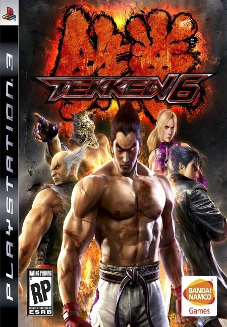 Tekken 6 PS3 (Preowned)