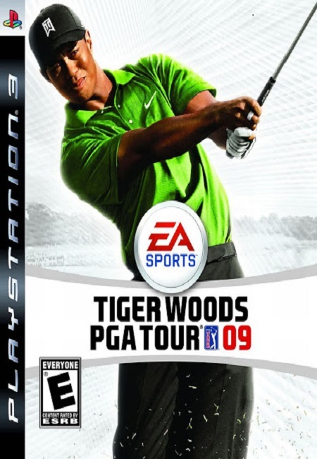 Tiger Woods PGA Tour 09 PS3 (Preowned)