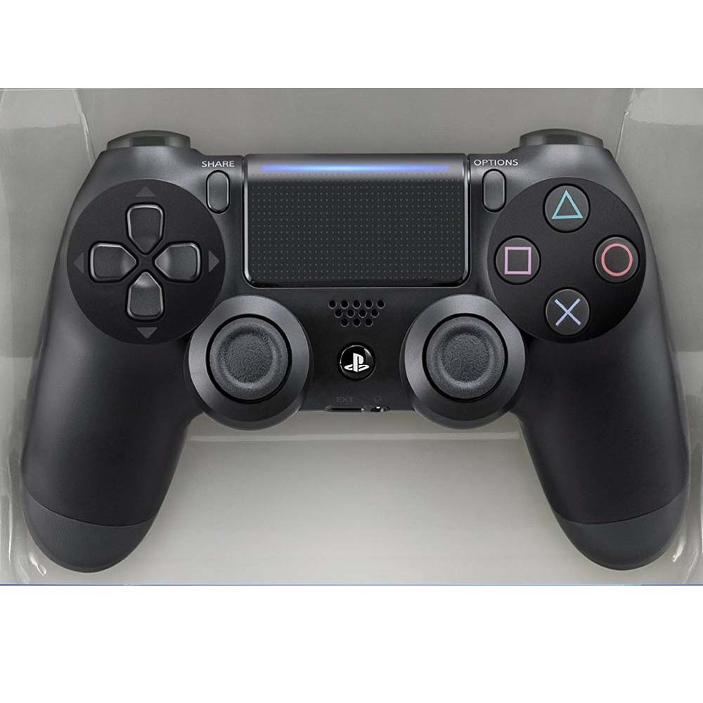 Dualshock 4 Wireless Controller for Playstation 4 Black V2 (Preowned)
