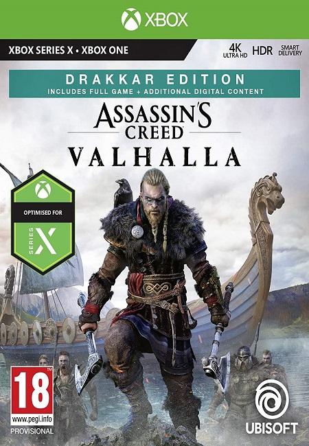 Assassins Creed Valhalla Drakkar Edition XBOX ONE