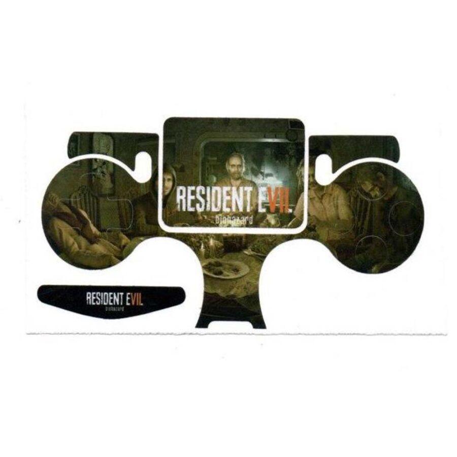 Hitech Gamez Resident Evil 7 PS4 Controller Skin Half