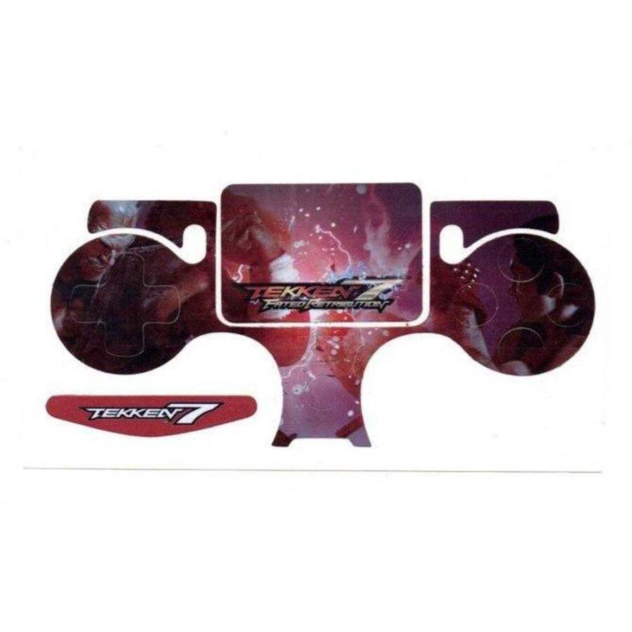 Hitech Gamez Tekken 7 PS4 Controller Skin Half