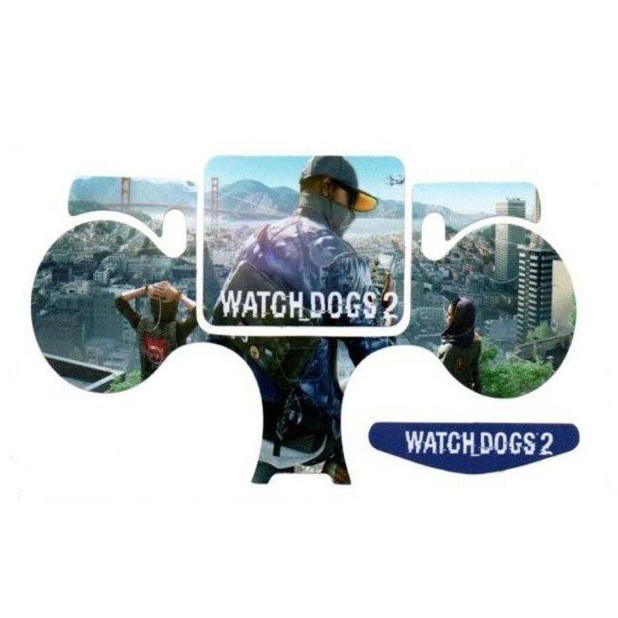 Hitech Gamez Watch Dogs 2 PS4 Controller Skin Half
