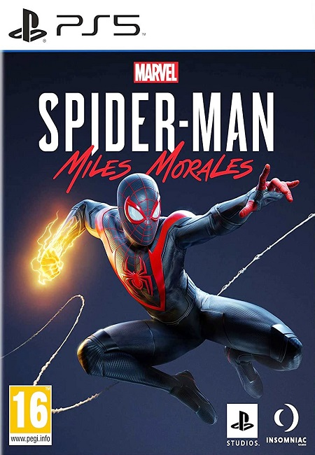 Marvels Spiderman Miles Morales PS5 (Preowned)