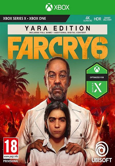 Far Cry 6 Yara Edition XBOX ONE