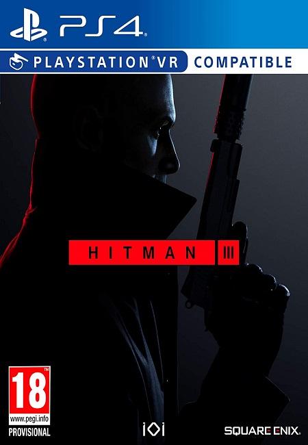 Hitman 3 PS4 (Preowned)