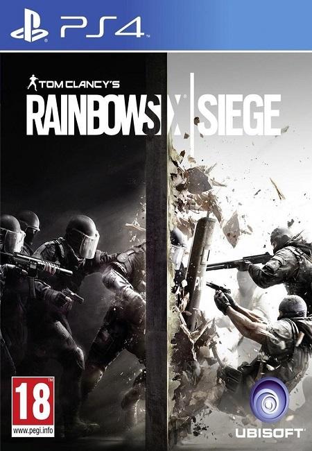 Tom Clancys Rainbow Six Siege PS4 (Preowned)