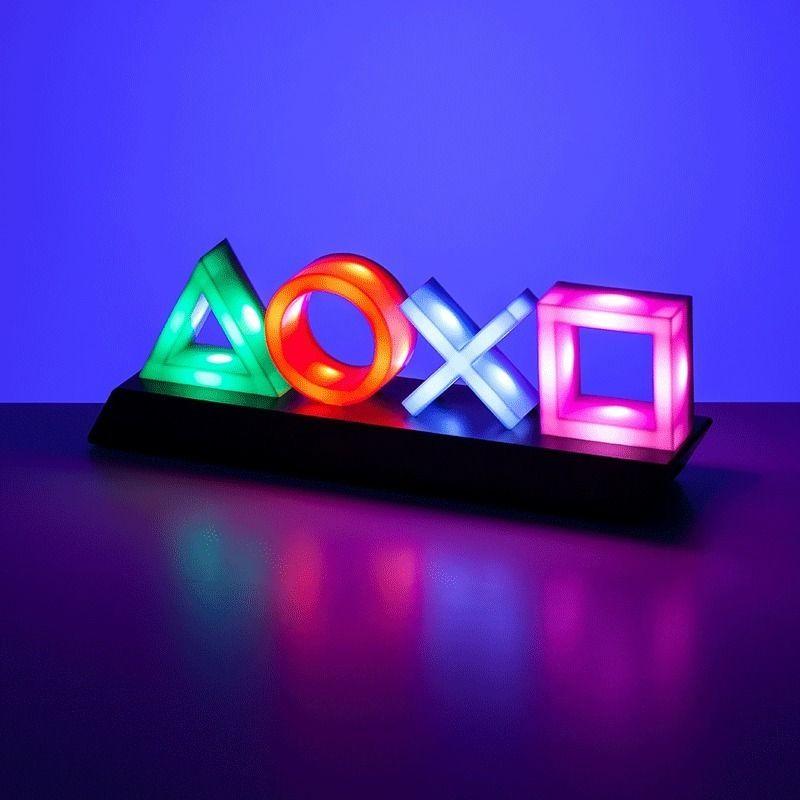 PlayStation Icon Lights paladone