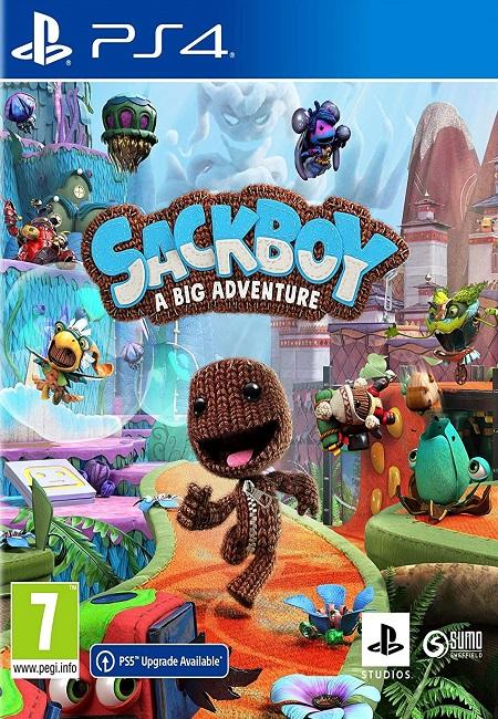 Sackboy A Big Adventure PS4 (Preowned)