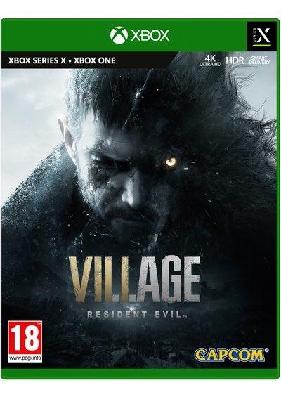 Resident Evil Village XBOX