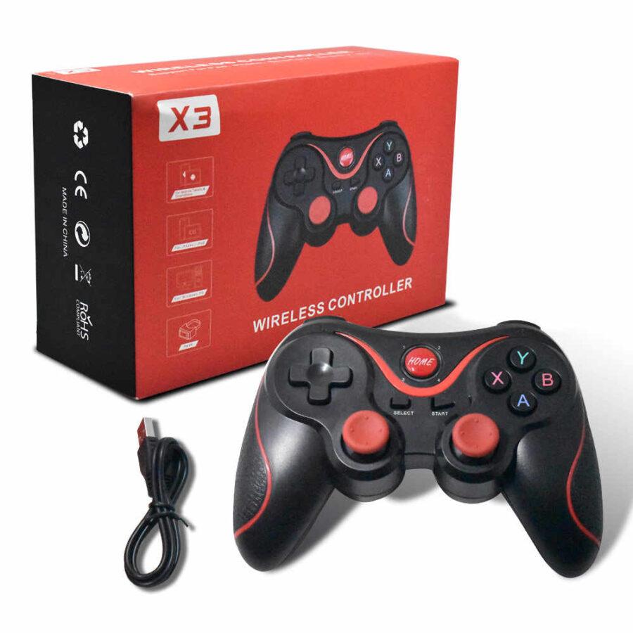 x3 game pad