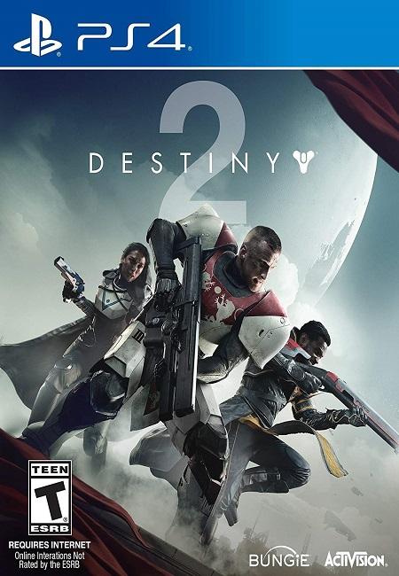 Destiny 2 PS4 (Preowned)