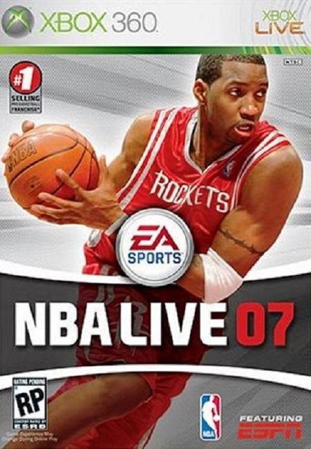 NBA Live 07 Xbox 360 (Preowned) (NTSC)