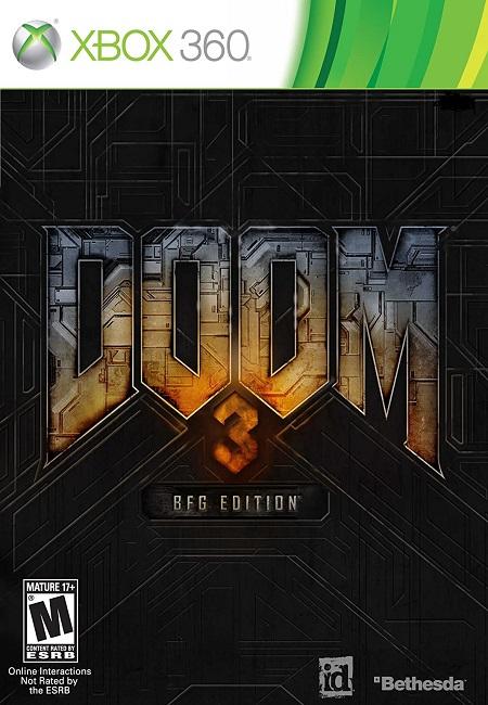 Doom 3 BFG Edition Xbox 360 (Preowned)