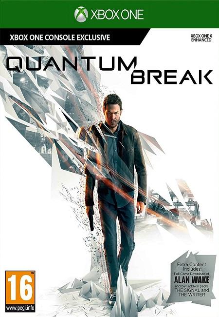 Quantum Break Xbox One (Preowned)