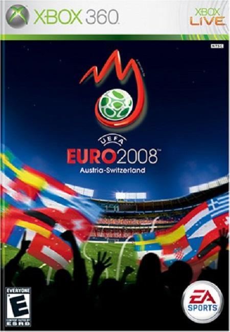 UEFA Euro 2008 Xbox 360 (Preowned)