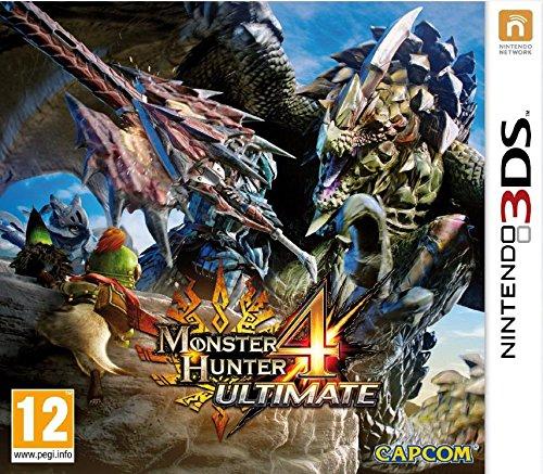 Monster Hunter 4 Ultimate Nintendo 3DS (Preowned)